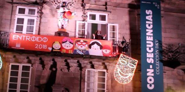El pregón del carnaval de Santiago que ha indignado a la