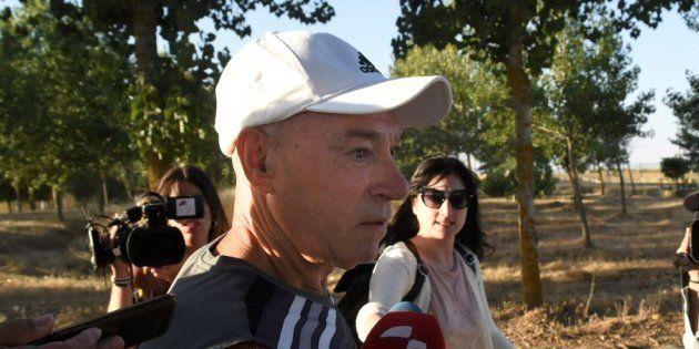El etarra 'Santi Potros' sale en libertad tras 31 años en