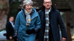 May presenta en los Comunes el 'plan B' del