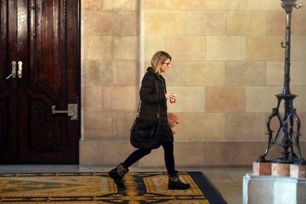 Elsa Artadi, señalada por la Guardia Civil por su papel en el