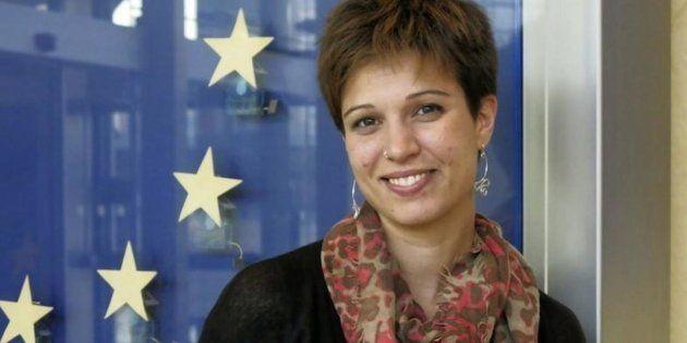 Beatriz Talegón, en una imagen de