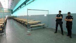 El Centro de Atención Temporal de Extranjeros (CATE) de Algeciras ya está en