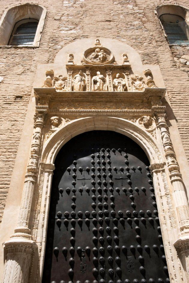 Localizada una firma de Gustavo Adolfo Bécquer en la fachada de un convento de