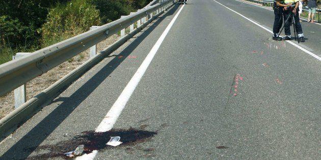Mueren dos ciclistas en Tarragona atropellados por un conductor de 18 años que iba