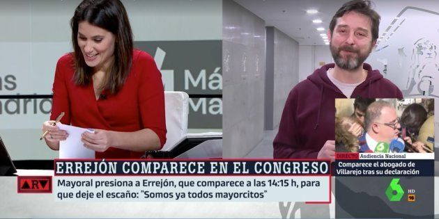 María Llapart y Mayoral en 'Al Rojo