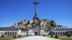 El Gobierno ha gastado 1,8 millones de euros en el Valle de los Caídos desde