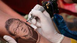 Errejón y el doloroso tatuaje de