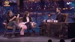 El pique entre David Broncano y Daniel Guzmán en 'La