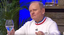 Muere el chef francés Robuchon, número uno en estrellas