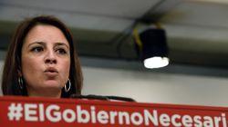 Adriana Lastra le señala a Íñigo Errejón las puertas abiertas del