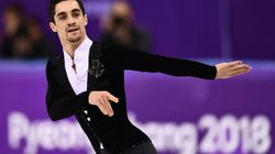 Javier Fernández luchará por el oro en los Juegos de