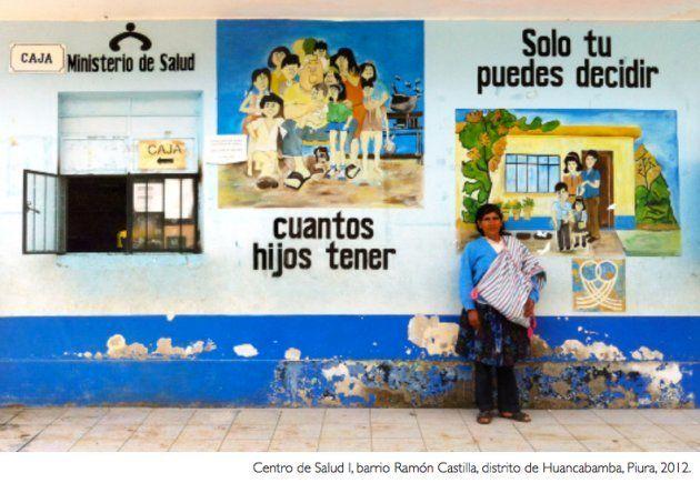 En Huancabamba (Piura) todavía se conservan registros gráficos de que las esterilizaciones llegaron a...