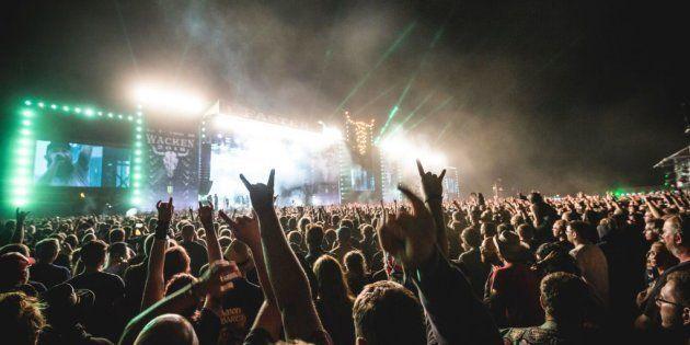Dos ancianos se escapan de su residencia para ir al festival de 'heavy metal' más grande del