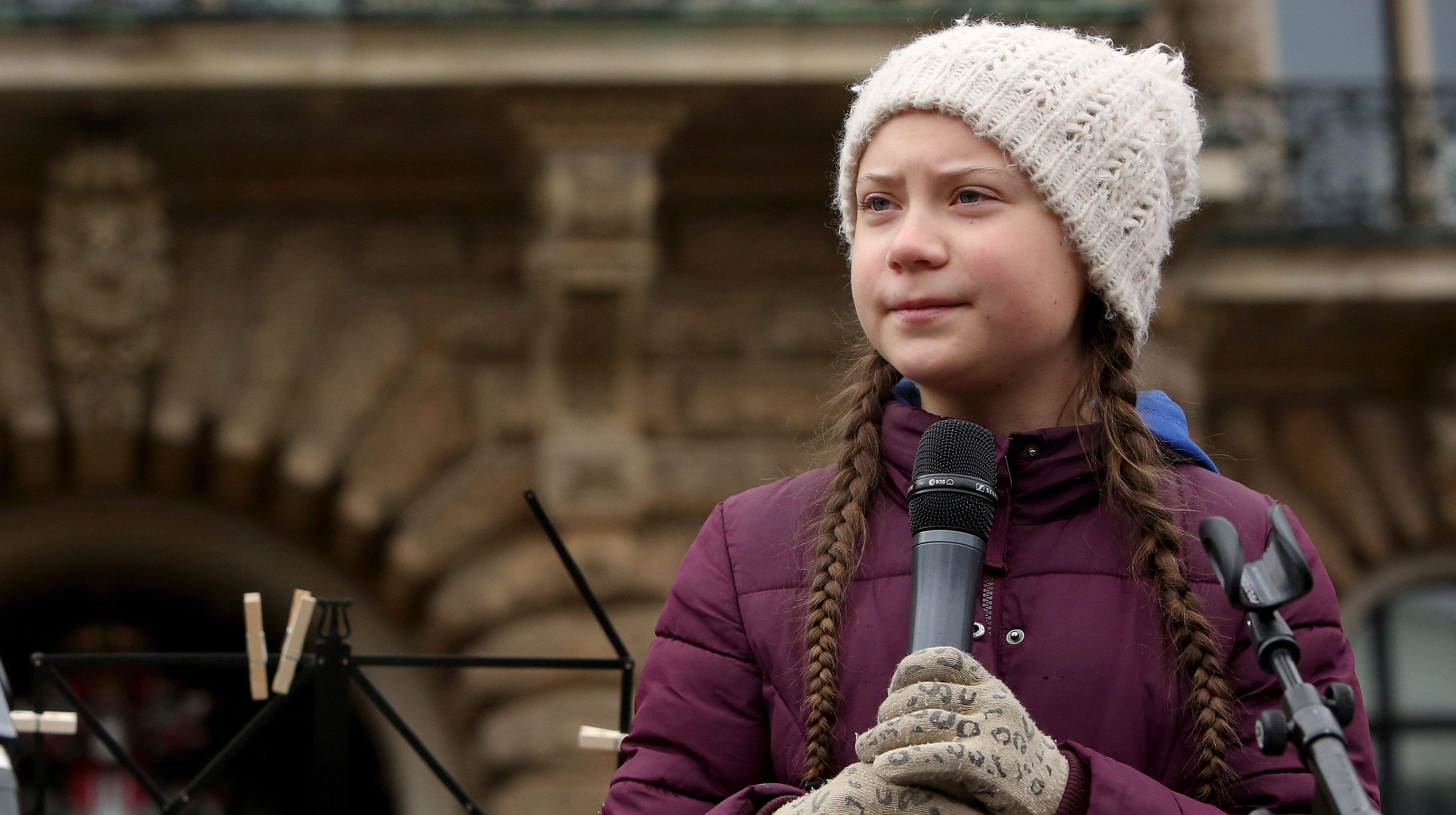 16-Year-Old Climate Activist Greta Thunberg Nominated For Nobel Peace