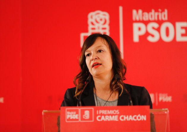 Zapatero, Pajín y el I Premio Carme Chacón: