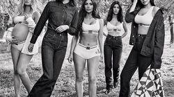 Acusan a Calvin Klein de pasarse con el Photoshop en una foto de las