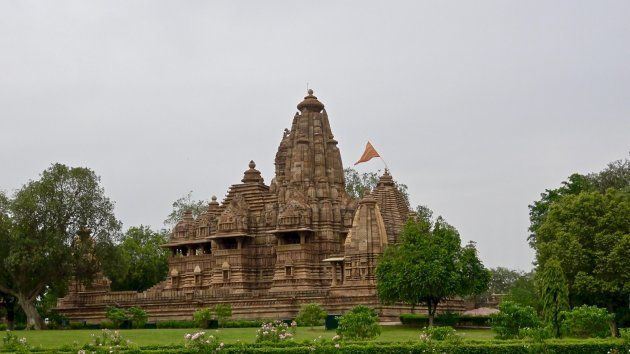 Templos del Kamasutra, orgías en edificios