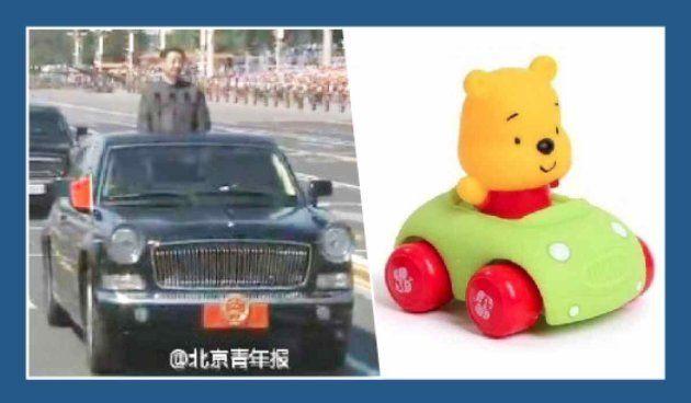 La verdadera razón por la que China veta a Winnie the