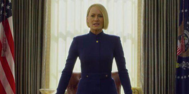 'House of Cards' anuncia la fecha de estreno de su sexta y última temporada, sin Kevin
