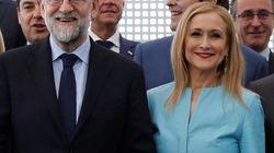 Rajoy telefoneó a Cifuentes para mostrarle su