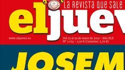 La portada de 'El Jueves' que recibe una tremenda aclamación por lo que suelta de Aznar y Marie