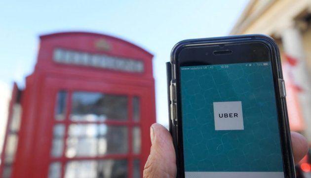 Uber en Reino