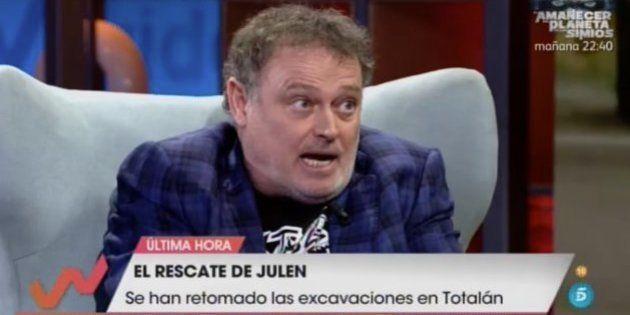El actor y humorista Pablo Carbonell en 'Viva la