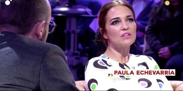 Paula Echevarría, en