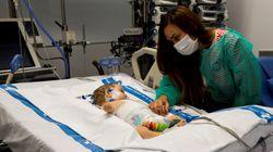 Un solo hígado salva la vida a una niña de 13 años y a una bebé de ocho