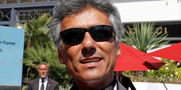 El empresario y activista de origen argelino Rachid Nekkaz, nacido en