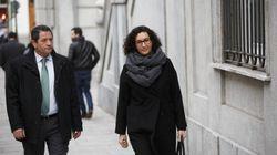 Marta Rovira y Marta Pascal declaran en el Supremo por el