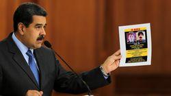 Maduro señala a dos líderes opositores por su