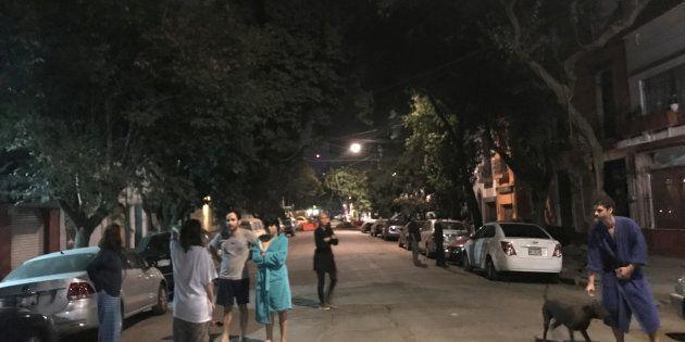 Un sismo de magnitud 6 sacude el centro y sur de México sin causar