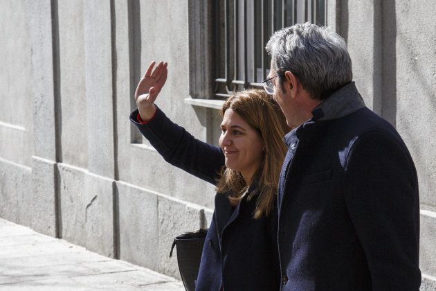 El juez deja en libertad a Rovira y