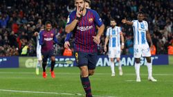 Sigue en directo el Sevilla-Barcelona de la Copa del
