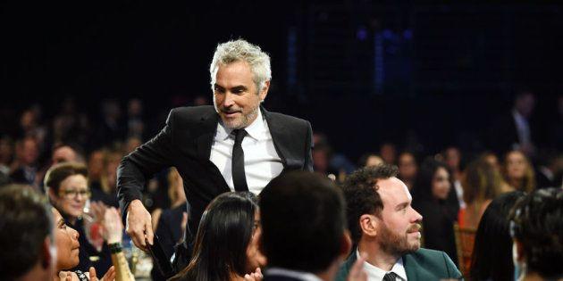 El director de 'Roma', Alfonso