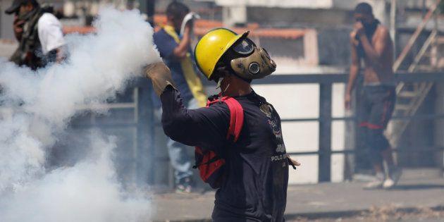 Al menos 16 muertos por enfrentamientos entre manifestantes y fuerzas de seguridad en