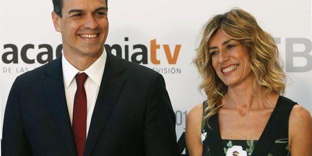 Begoña Gómez, la mujer de Pedro Sánchez, ficha por IE