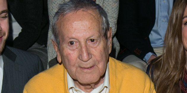 Muere el diseñador Elio Berhanyer a los 89