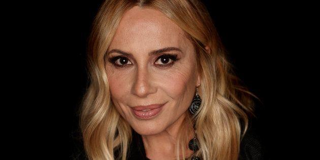 Marta Sánchez, retratada en una gala en Madrid el pasado