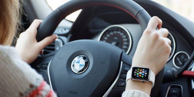 BMW llama a revisión a 324.000 coches en Europa por peligro de