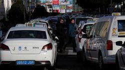 Los taxistas de Madrid anuncian una huelga de hambre a partir del viernes si no hay