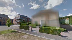 Puigdemont pixela en Google Maps su mansión de