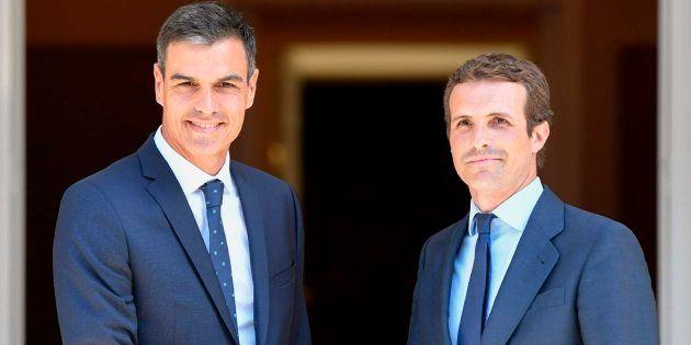 Las vacaciones de los políticos: tú a Ávila y yo a