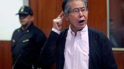 El expresidente Fujimori vuelve a prisión a completar su