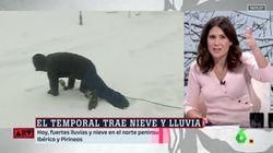 La preocupación de María Llapart tras lo que ocurrió en 'Al Rojo Vivo':