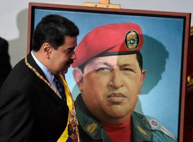 ¿Es Maduro un