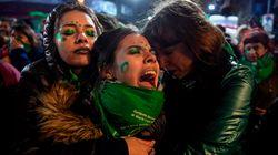 El Senado de Argentina rechaza la despenalización del