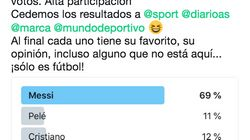 Esta encuesta de Dani Martínez en Twitter ha dejado 'sin aire' a un famoso periodista