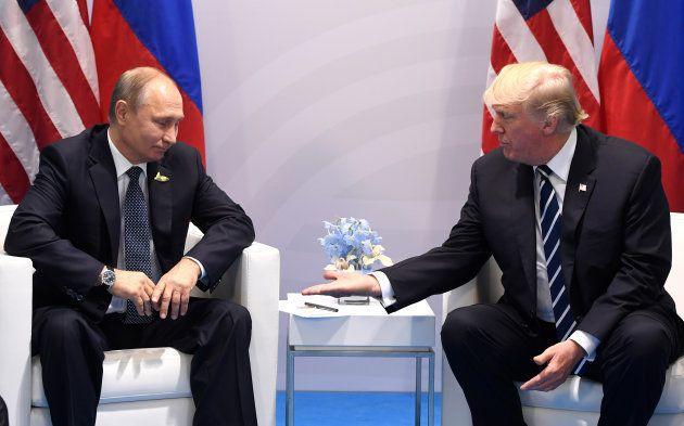 Trump, acorralado por la trama